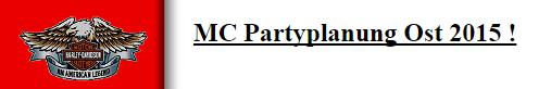 partyplanungost